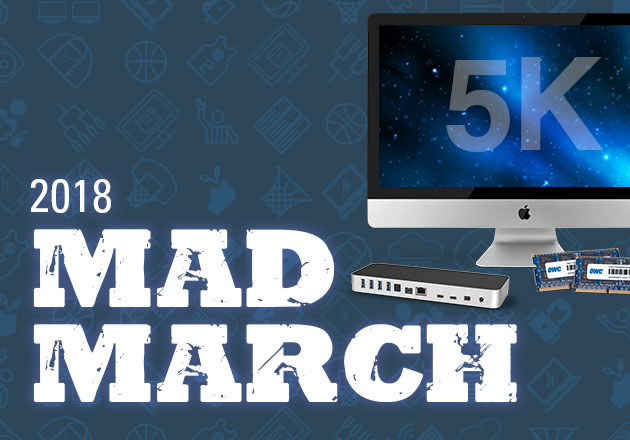 2018 Mad March