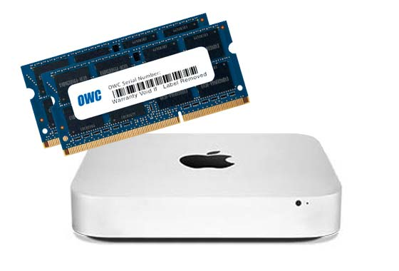 OWC Memory Upgrades