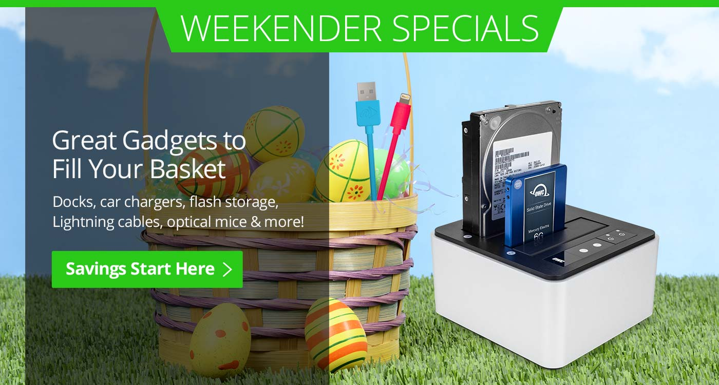 Weekender Savings