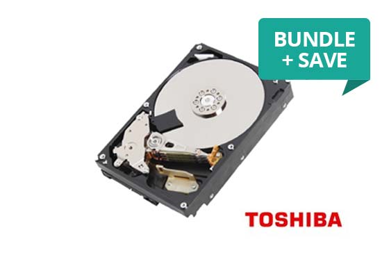 Toshiba HDDs