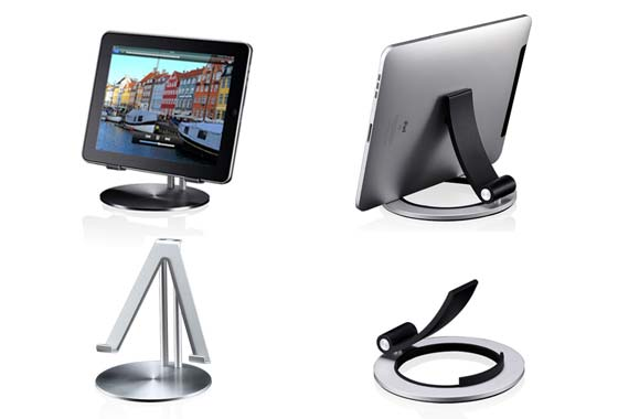 Just Mobile iPad Stands