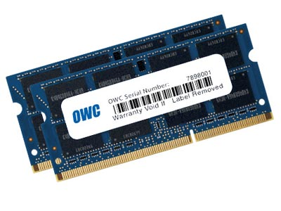 Apple Mac Memory/ RAM Upgrades from OWC